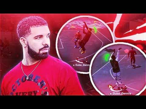 RAPPER DRAKE GAVE ME HIS IN REAL LIFE JUMPSHOT ON NBA 2K18! SO MANY GREENLIGHTS WITH THIS JUMPSHOT!