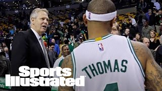 What Celtics' 2017 Draft Lottery Win Means For Isaiah Thomas' Future | SI NOW | Sports Illustrated