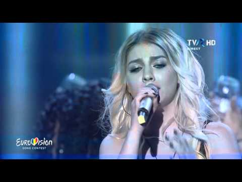 Recital JO - Până vara viitoare & Mesajul meu | Semifinala Eurovision România 2016