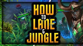ARENA OF VALOR :: Introduction to Lane & Jungle Strategy