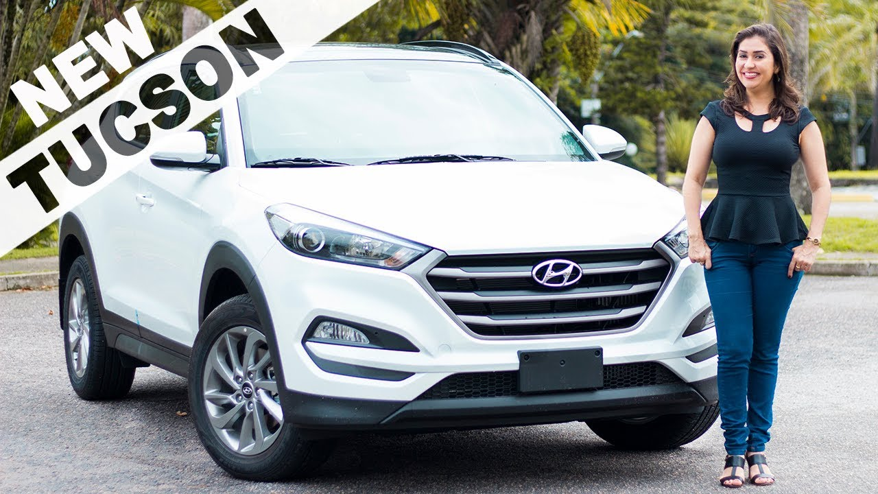 hyundai new tucson gls 2018 em detalhes youtube. Black Bedroom Furniture Sets. Home Design Ideas