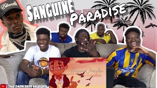 Lil Uzi Vert - Sanguine Paradise [Official Audio](Reaction)