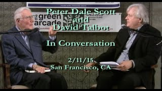 Peter Dale Scott & David Talbot in conversation