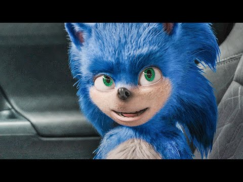 SONIC Trailer (2020) Sonic: The Hedgehog