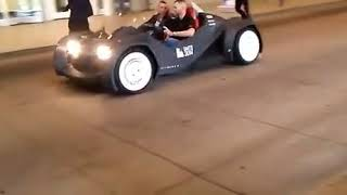 World's first 3D printed car completed in 44 hours and test drive