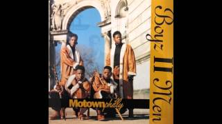 Boyz II Men - Motownphilly (Radio Edit w/o Rap) HQ