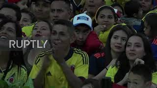Colombia: Fans go loco with win over Argentina in Copa America opener