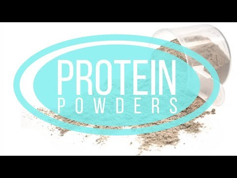 Do I need PROTEIN POWDERS on a VEGAN diet?