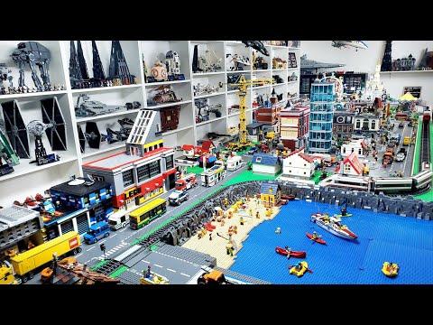 Full LEGO City Update February 2020