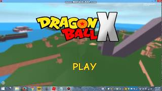 Roblox: Dragon Ball X Online