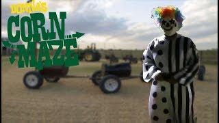 Paseo En Donna's Corn Maze