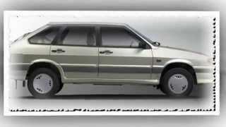 Oбзор Lada 2114 Samara Лада 2114 Самара 5 ти дверный хэтчбек