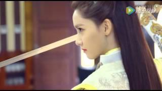 소녀시대 _윤아_Yoona 丨God Of War Zhao Zi Long Game _ 少女时代 林允儿武神赵子龙页游花絮