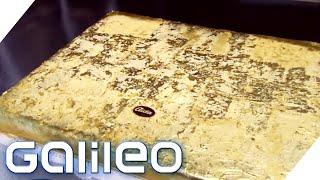 Bis 8.000€ pro Torte! Europas edelste Konditorei | Galileo |…