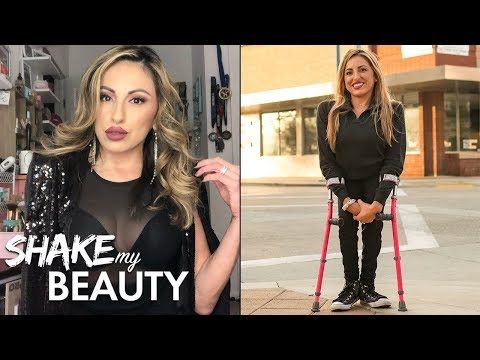 Spina Bifida Doesn't Stop Me Being Beautiful | SHAKE MY BEAUTY