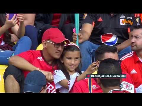 Fecha 4 Liga Aguila | La Equidad 0-3 América