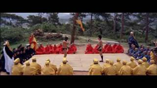 "BRUCE LEE VS. SAMMO HUNG (from the movie ""Enter the Dragon"")"