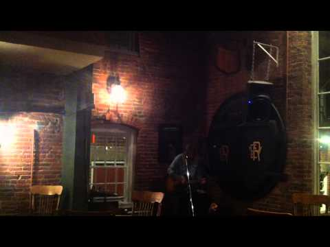 Brian Byrne Live - U2 Cover at The Red Stag