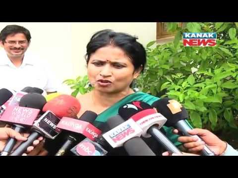 Sulochana Das joins Biju Janata Dal