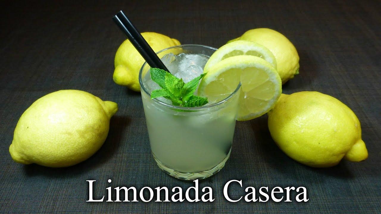 Como hacer limonada casera youtube - Como hacer una mosquitera ...