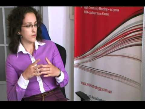 Интервью с Ириной Половневой, IE Business School