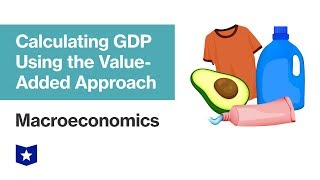 Calculating GDP Using the Value-Added Approach | Macroeconomics