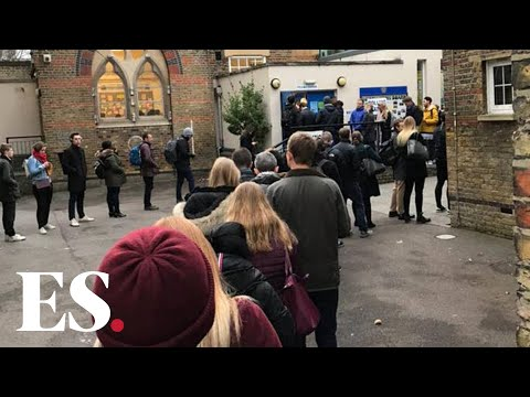 General Election 2019: Huge London Turnout As Voters Queue 'for 35 Mins' To Cast Their Ballot