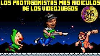 6 Protagonistas más Ridículos de los Videojuegos - Pepe el Mago
