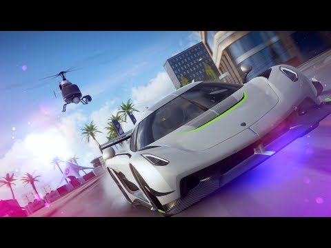 Asphalt 9 - Koenigsegg Jesko First Drive! *HUNTED Review*