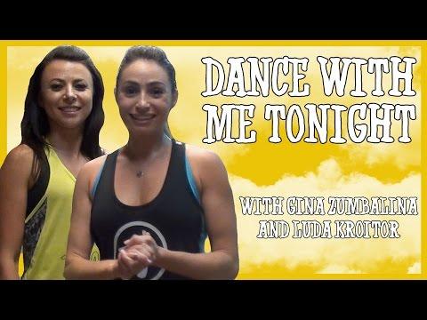 Dance With Me Tonight - Olly Murs Original Zumba Choreography