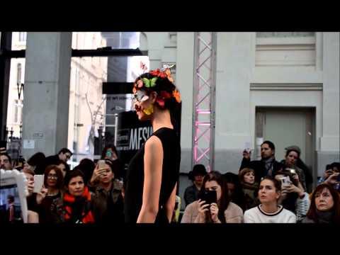 Desfile Maquillaje Maybelline NY Madrid