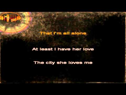 Red Hot Chili Peppers - Under the Bridge karaoke