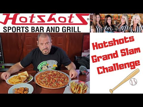 Hotshots Sports Bar and Grill NEWLY Introduced Grand Slam Challenge