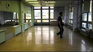 Cherokee Bend Line Dance