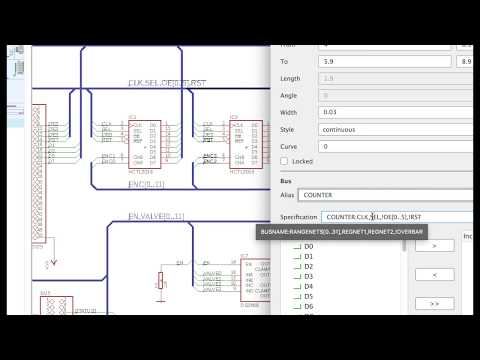 Schematic Wiring, New Bus Breakout, Dialog and More - PCB Design - YouTubeYouTube