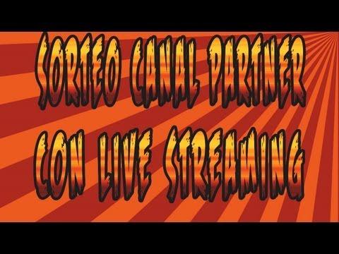 Panacris // [[CERRADO]] Sorteo Canal Partner Con Live streaming // Especial 4K