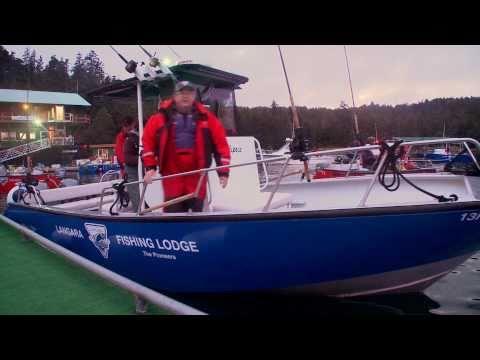 Langara Fishing Lodge - Feature video