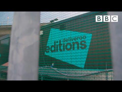Deliveroo's secrets exposed! - BBC