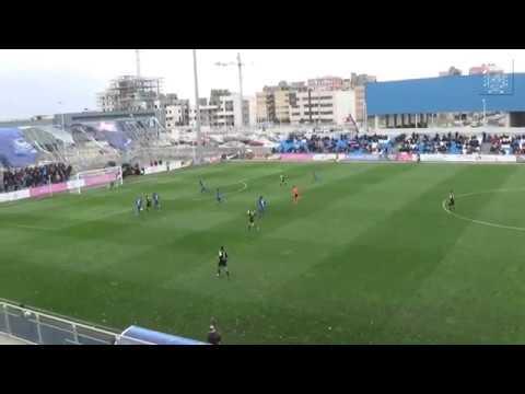 CF Fuenlabrada 0-0 Rápido de Bouzas. Ocasiones y goles