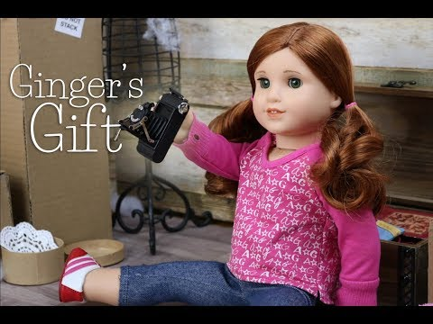 Ginger's Gift ~ An AGSM Film ~ American Girl Summer Movie
