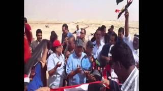 قناة السويس الجديدة : مهرجان فنى للمصريين الاحرار بقناة السويس الجديدة