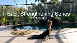 Back Strengthening Series: Practice One – Why Yoga Works & How It Can Work For You – book is here!