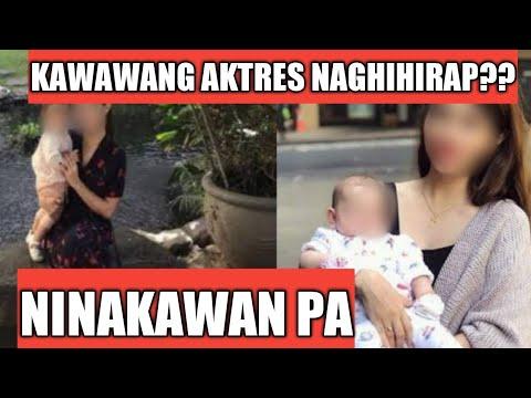 Download Actres inamin sa publikong naghihirap na sa pinansyal ll Ninakawan pa ng mga gamit