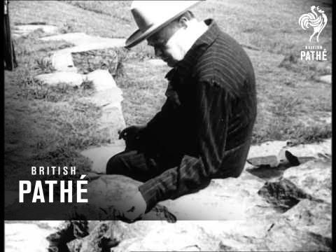 R.A.F. Benevolent Fund Trailer (1950)