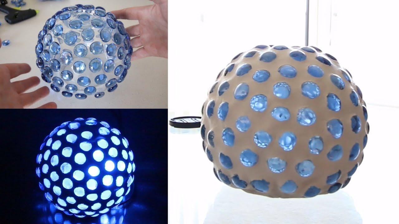 Simple DIY Mood Lamp Ornament