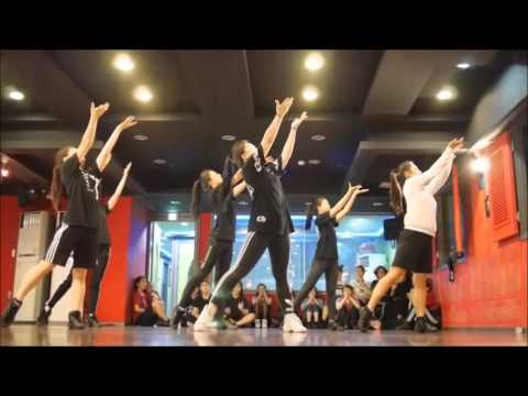 Jessie J - Flashlight Choreography
