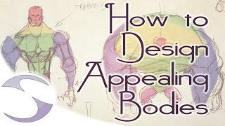 How to Design Appealing Bodies