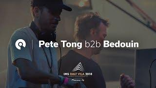 Pete Tong b2b Bedouin @ IMS Dalt Vlla 2018 (BE-AT.TV)