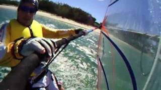 Learn how to Plane - Windsurfing Technique
