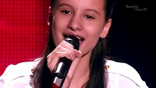 Viktoria.'Aria of Diva Plavalaguna'.The Voice Kids Russia.